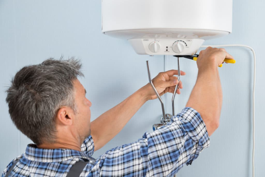 water heater installation Columbus